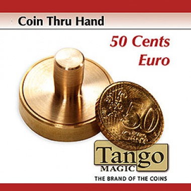 Coin thru hand - 50 cents Euro