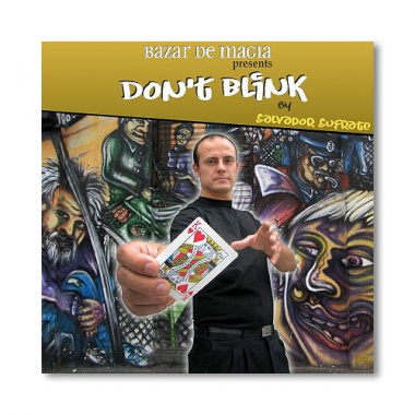 Don\'t blink by Salvador Sufrate