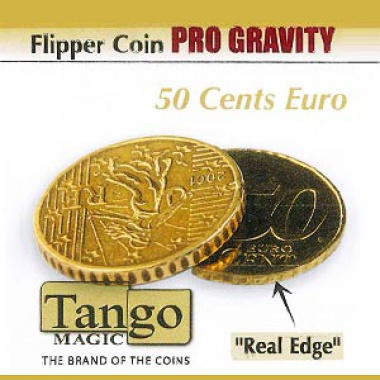 Flipper coin pro gravity - 50 cents Euro