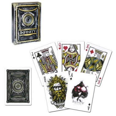 Infinity playing cards 2° edition