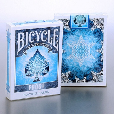 Karty Bicycle - Frost