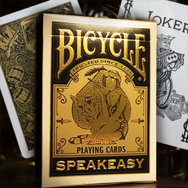 Karty Bicycle - Speakeasy
