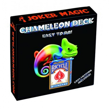Karty Chameleon - Joker Magic