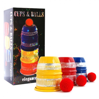 Kubki i Kulki / Cups and balls