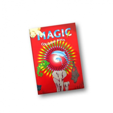 Magic Coloring Book - Small