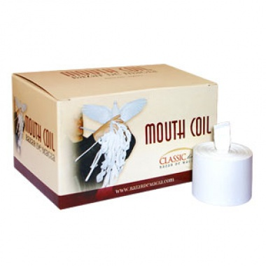 Mouth coil by Bazar De Magia