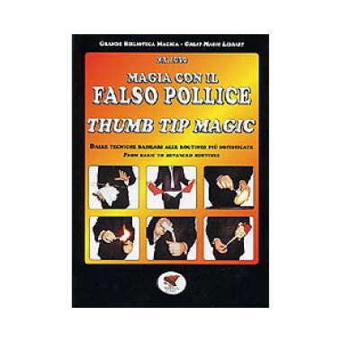Mr. Ioso - Thumb tip magic