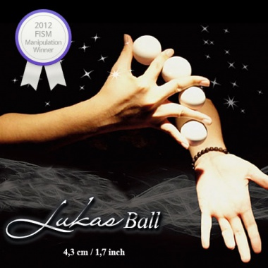Multiplying balls Lukas by JL - 1.7""