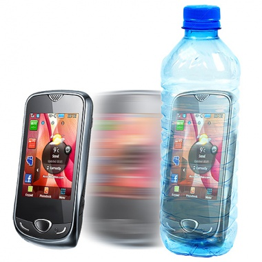 Phone in Bottle