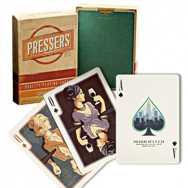Pressers by Ellusionist