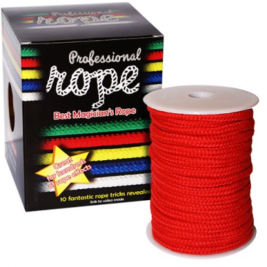 Professional Rope - 50 ft. soft (100% cotton)