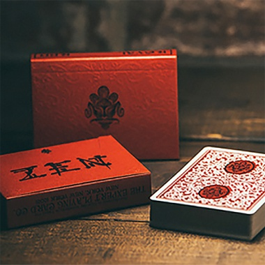 Royal Red Zen