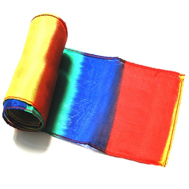Sitta Silk Streamer - Multicolor - Mini - 5 cm x 5 mt