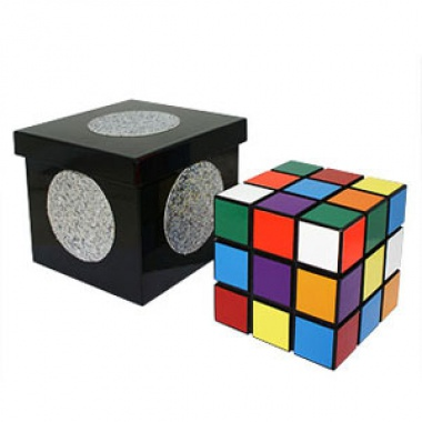 The Rubik Cube - Deluxe