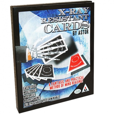 X-Ray resistant card by Astor
